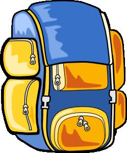 backpack-clker