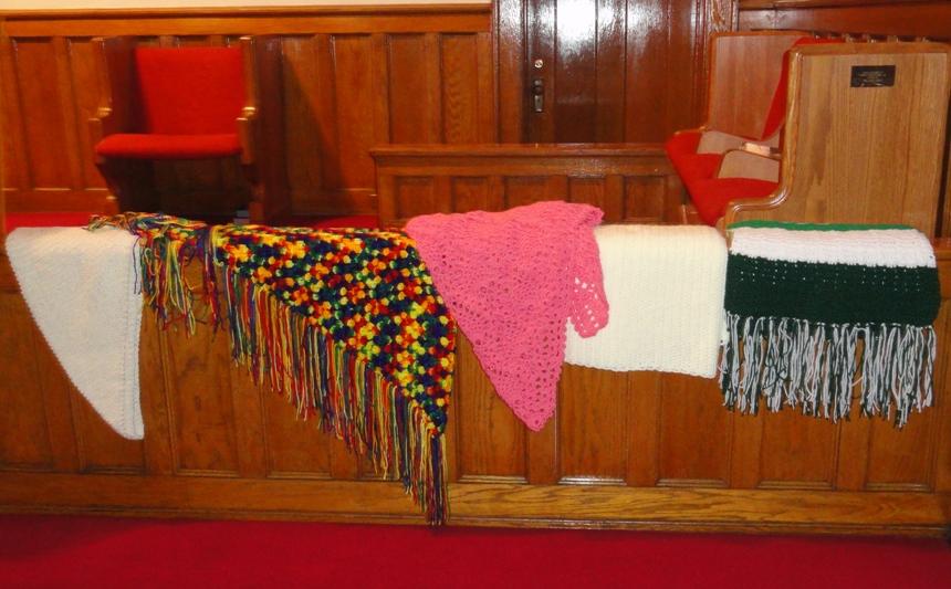 Prayer Shawl Ministry | First United Methodist Church of Galax